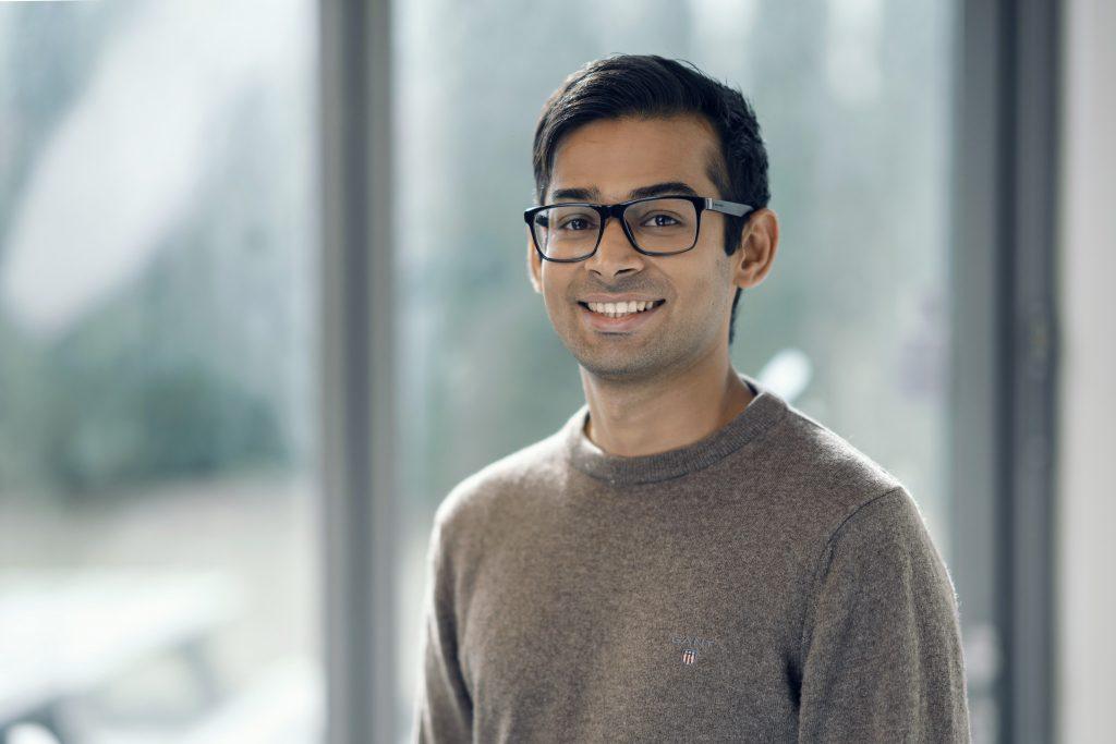 A portrait of Sahil Kochhar