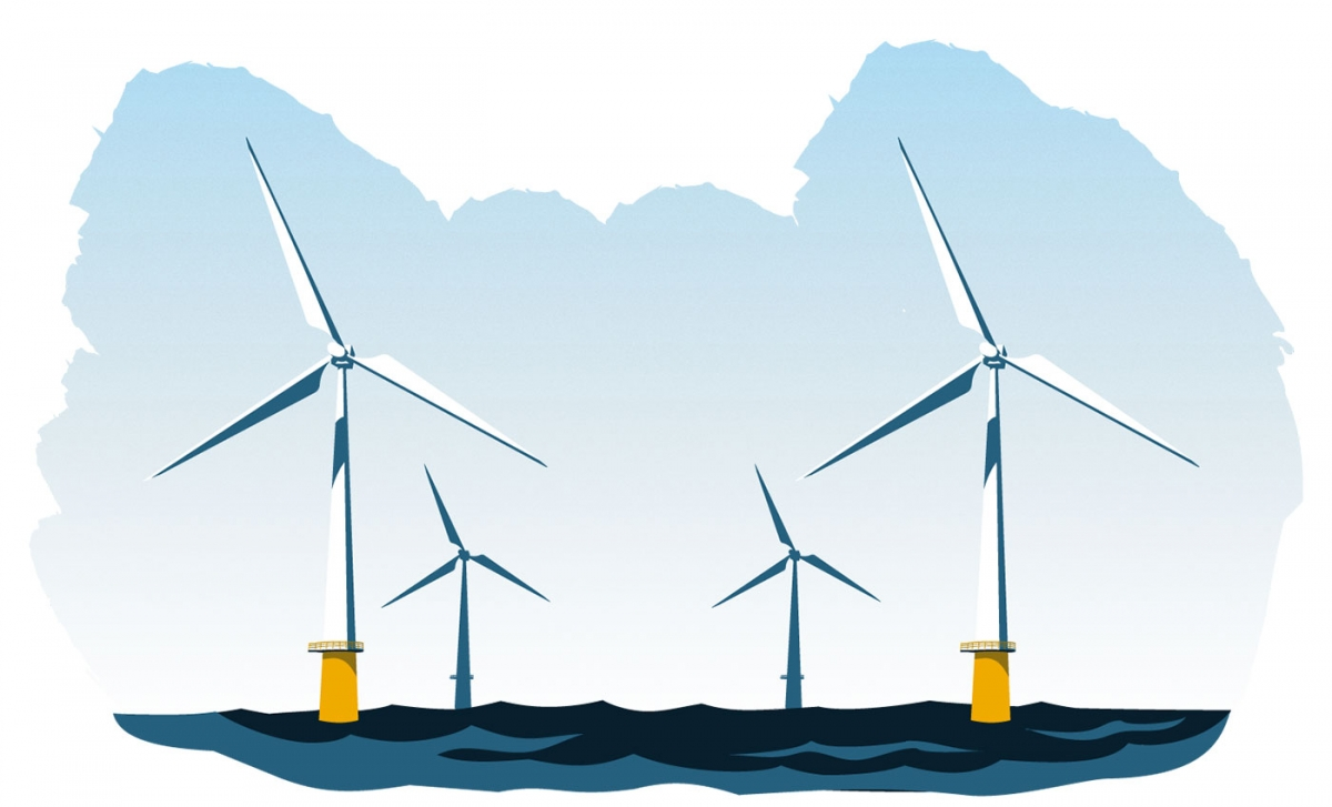 Miros Renewables - Offshore Wind - Measuring the Ocean Surface