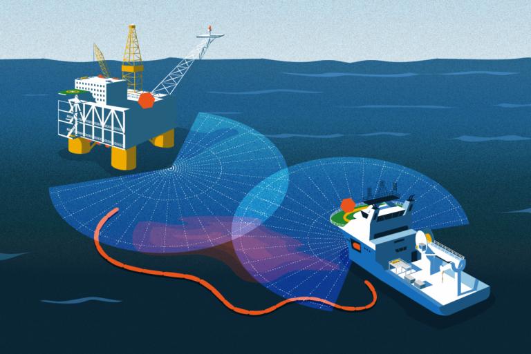 Miros Oil Spill Detection